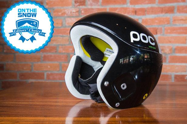 2015 men's helmet Editors' Choice: POC Skull Orbic Comp H.I. MIPS - ©Liam Doran