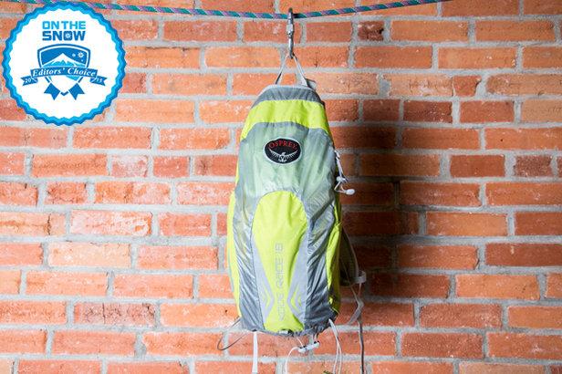 2015 ski bags Editors' Choice: Osprey Kode Race 18 - ©Liam Doran