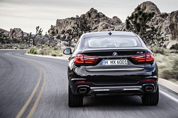BMW X6 - ©BMW