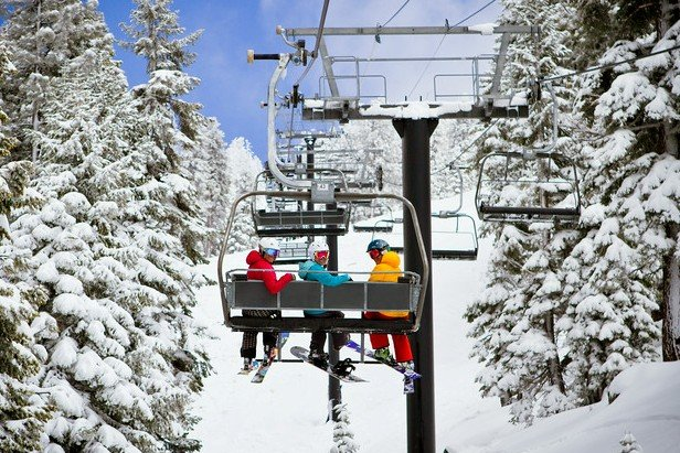 Diamond Peak Ski Resort - ©Diamond Peak Ski Resort