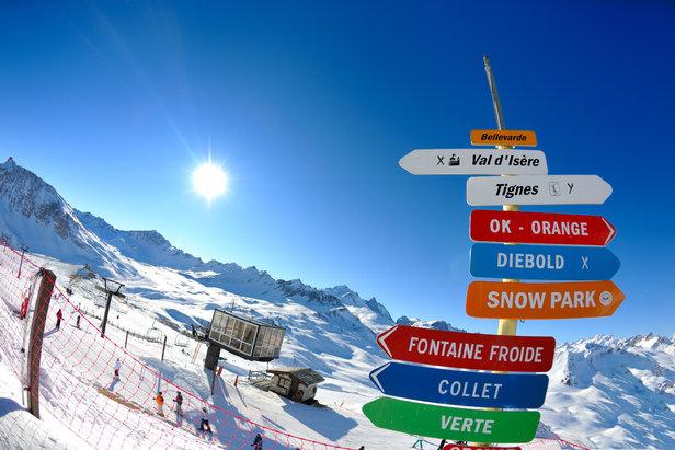 signaletique pistes de ski - ©© .shock - Fotolia.com