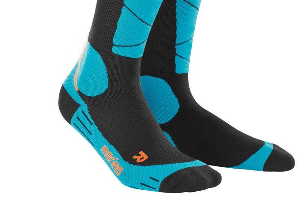 Ski Merino Socks von CEP - ©CEP