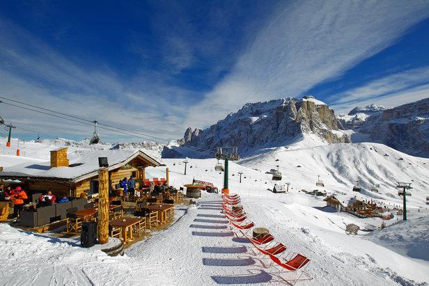 Rifugio Monte Fienile, Canazei