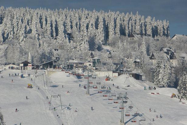 Sessellift im Skidorf Neuastenberg - ©Wintersport-Arena Sauerland/ Siegerland-Wittgenstein e. V.