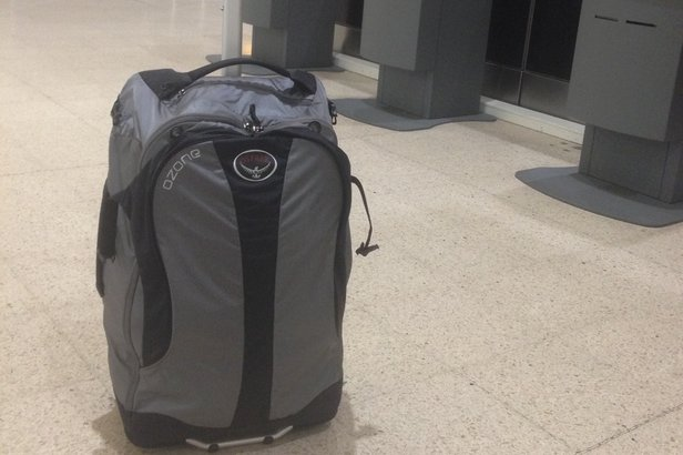 "On-the-Road Opinion: Osprey Ozone 22""/46L Carry-On"