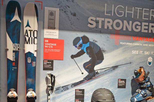 ISPO Highlights 2015 - Atomic - ©Skiinfo