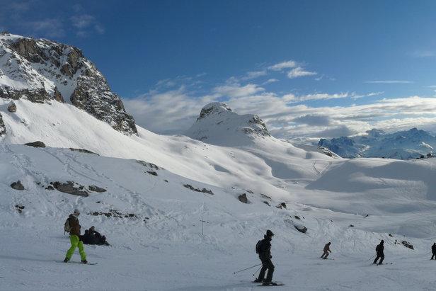 Champagny en Vanoise Skigebied Champagny en Vanoise Skigebied