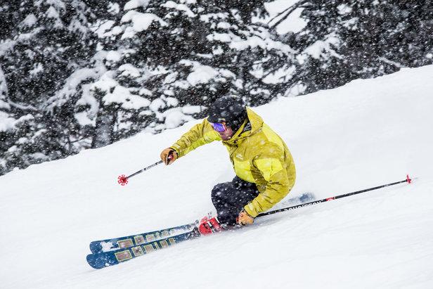 Ski Test 2015/2016 - ©Liam Doran
