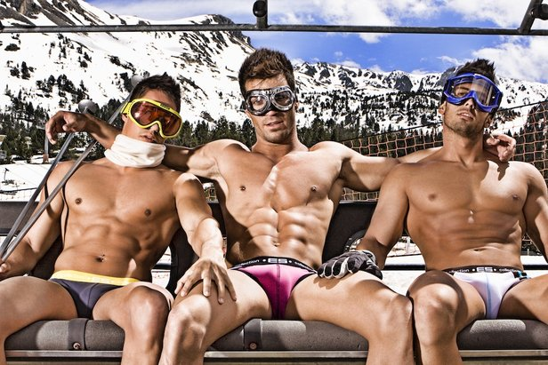 Skiing Is Gay 105