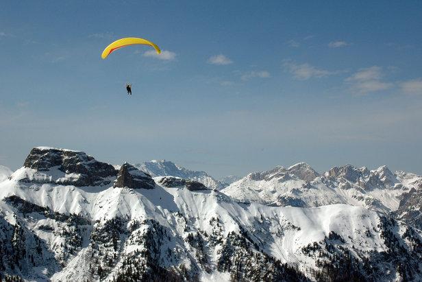 10 Parapendio in Val di Fassa - ©Val di Fassa - R. Grammatica