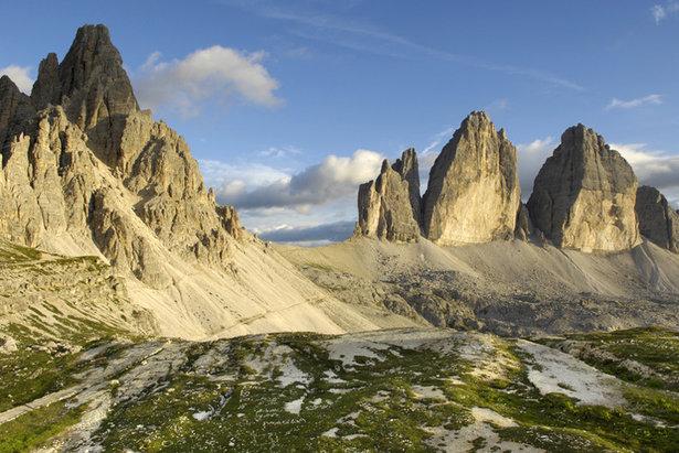 Das Wahrzeichen der Dolomiten