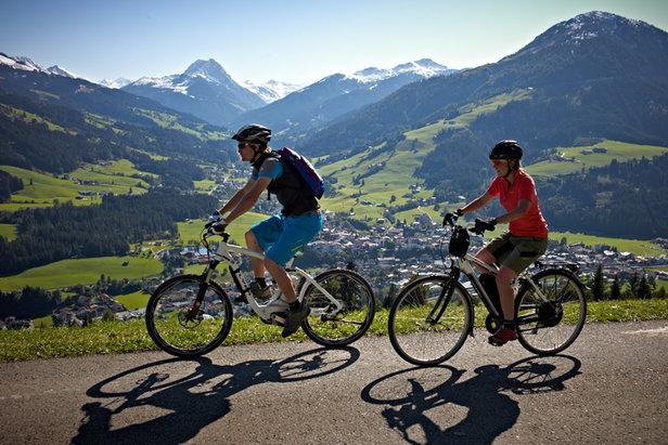 Kitzbüheler Alpen: Mit und ohne