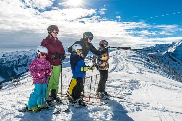 Guide to your first family ski holiday - ©Tirol Werbung