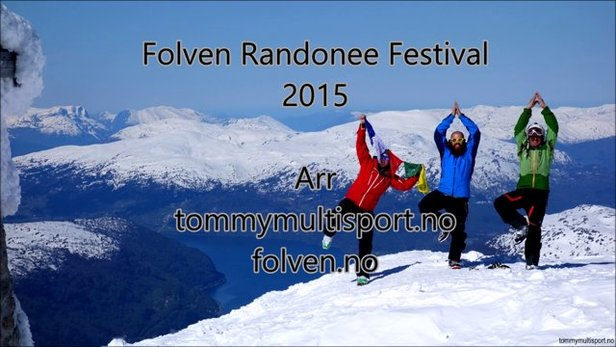 Folven randonee festival 2015