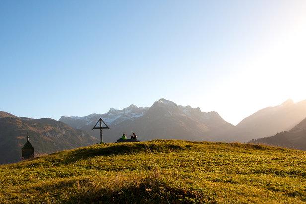 Der Tannberg in Lech Zürs - ©Lech Zürs Tourismus