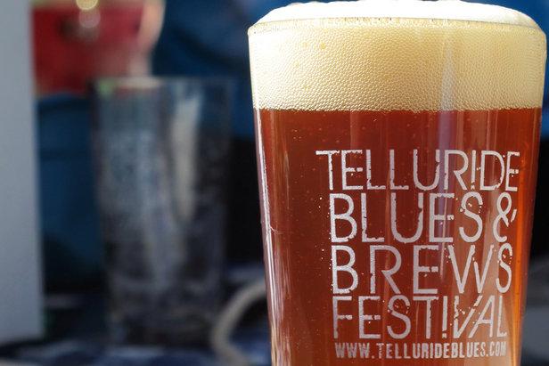 Mountain Getaway Summer Beer & Wine Festival Guide - ©Telluride Blues & Brews