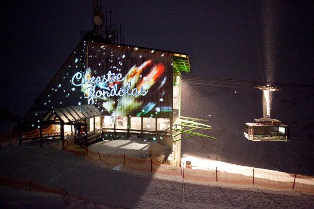 cineastic gondolas - ©Lech Zürs Tourismus
