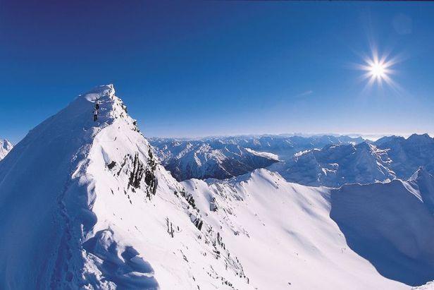 Obergurgl peaks