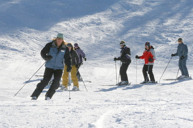 Powderhorn CO ski lessons