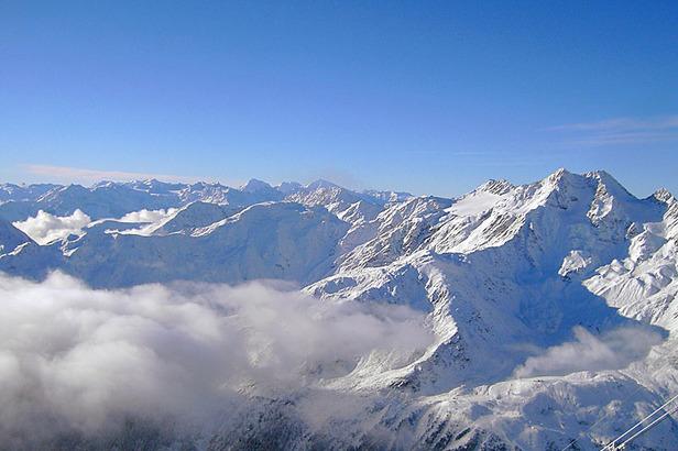 Skigebiet: Schnalstaler Gletscher - ©Markus Hahn