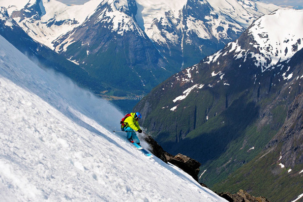 Stryn Summer Ski
