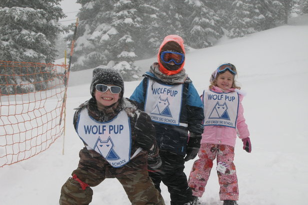 Wolf Creek CO kids