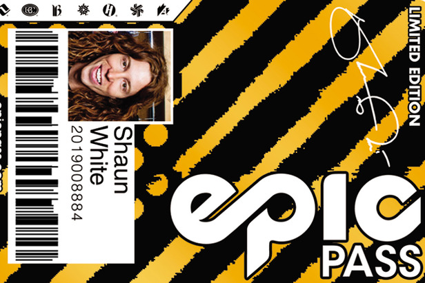 Vail Epic Pass Shaun