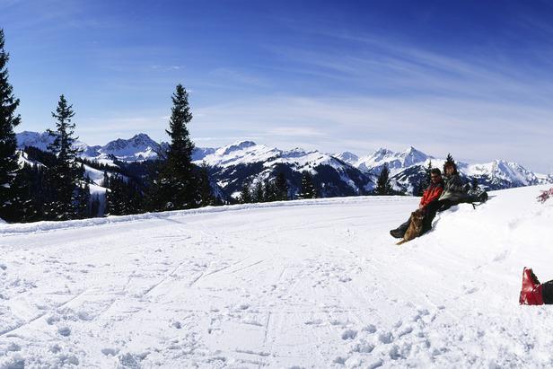 Tannheimertal AUT ski fun