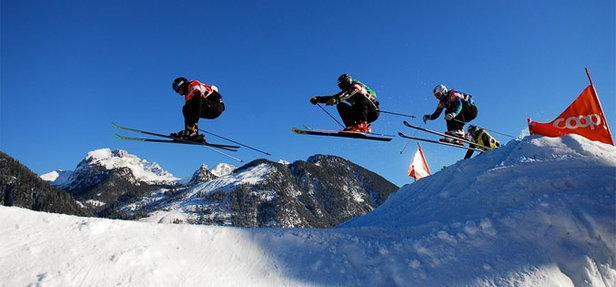 (generique) - Skicross 3