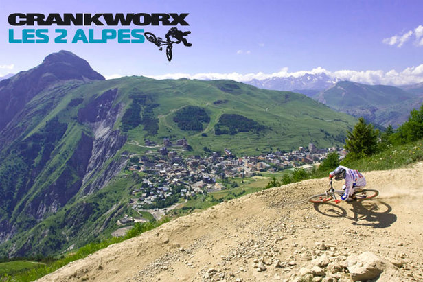 (event) - Crankworx Les 2 Alpes