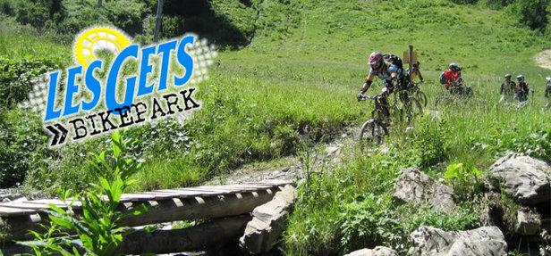 Bike Park des Gets