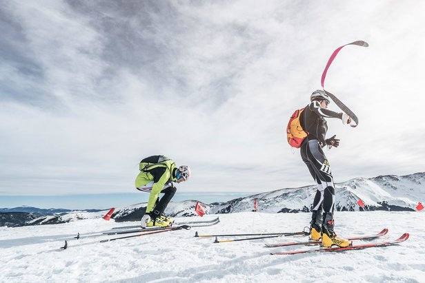 Rando Raid - ©Join us for the 4th Annual Rio Hondo Rando Raid on the COSMIC Race Series at Taos Ski Valley, New Mexico. This year the Rio Hondo Rando Raid will be home to the US Ski Mountaineering Nationals with a two day event: