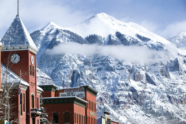 Sheridan Opera House - ©Telluride Ski Resort