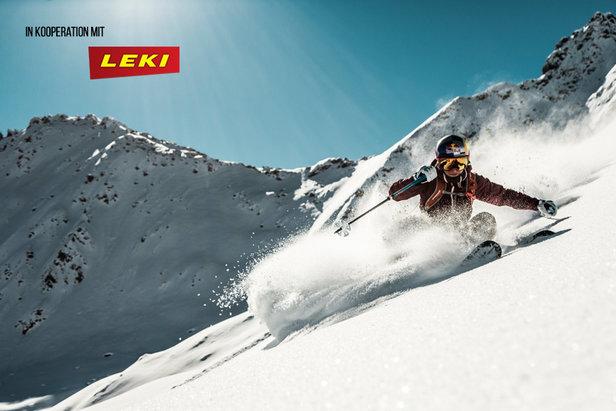 Ratgeber Skistöcke | Alles über Skistöcke - ©LEKI