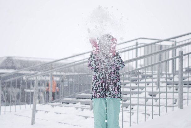 Weerbericht: eindelijk winter - ©Facebook Kaunertaler Gletscher
