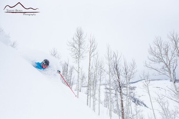 Crested Butte Winning Colorado's Snow Count - ©The early season snow dances have paid off in spades.
