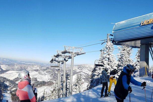 Zima plná zážitkov v Snowparadise Veľká Rača - ©facebook Snowparadise Veľká Rača Oščadnica