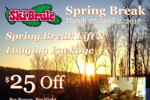Spring Break Week - ©www.skibrule.com