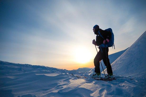 Exotika na lyžích: Špicberky [FOTO] - ©Vigdis Skogly