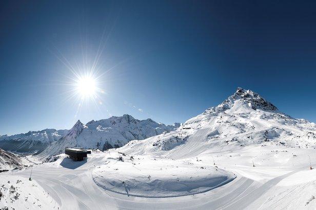 Galtür: śnieżny raj dla rodzin i miłośników ciszy - ©Silvapark Galtür