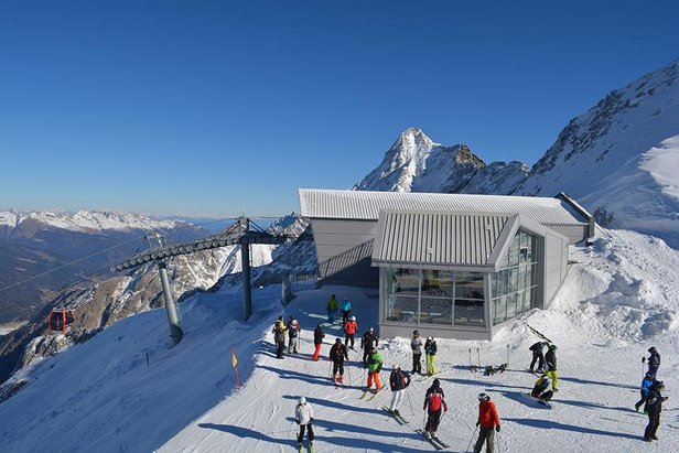 Pontedilegno - Tonale: si scia fino al 4 Giugno sul Presena - ©Pontedilegno - Tonale Facebook