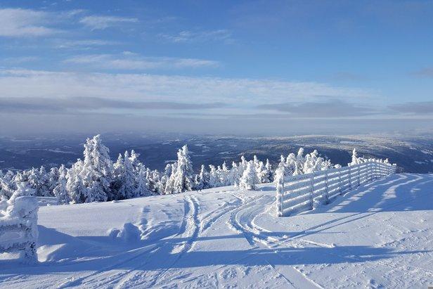 Disse skianleggene har mest snø - ©Mari Aasbakken/Hafjell Alpinsenter