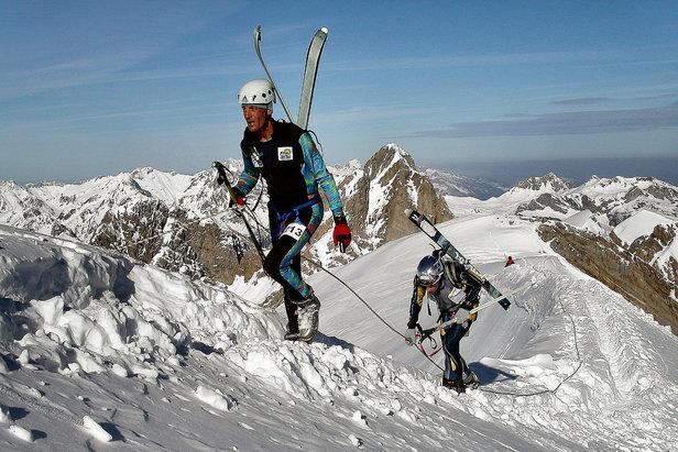 La Gourettoise : course de ski alpinisme sur le domaine de Gourette