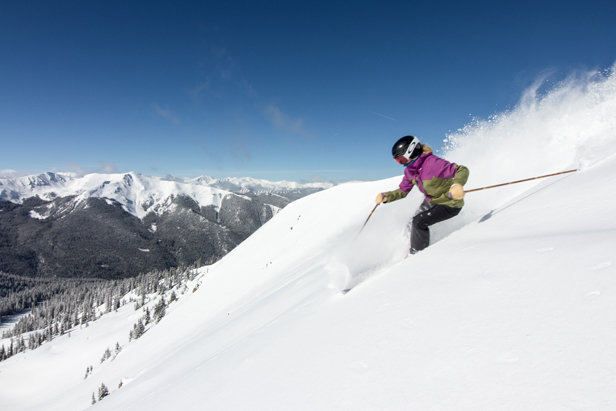 Never miss a powder day! - ©Arapahoe Basin Ski Area (Adrienne Saia Isaac, Communications Manager)