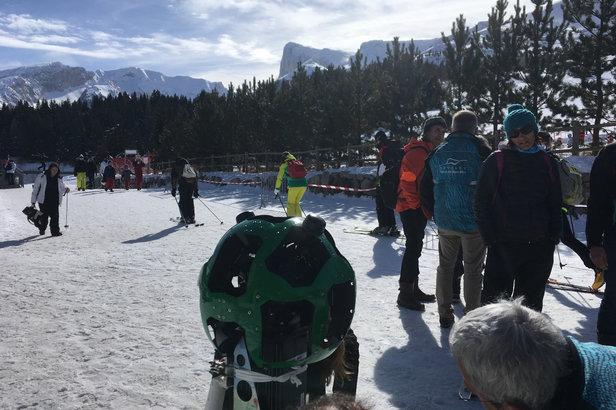 numerisation piste de ski - ©OT du Dévoluy