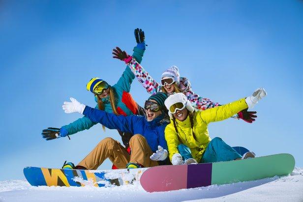 Génération Montagne ou comment redonner le goût de la montagne au 8-25 ans ? - ©LuckyImages - Fotolia.com