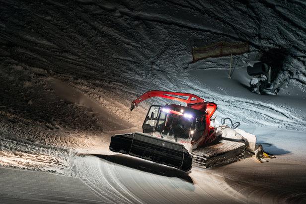 Wypadek: w Ischgl narciarz zginął przejechany przez ratrak - ©Andreas Schindl - Fotolia.com