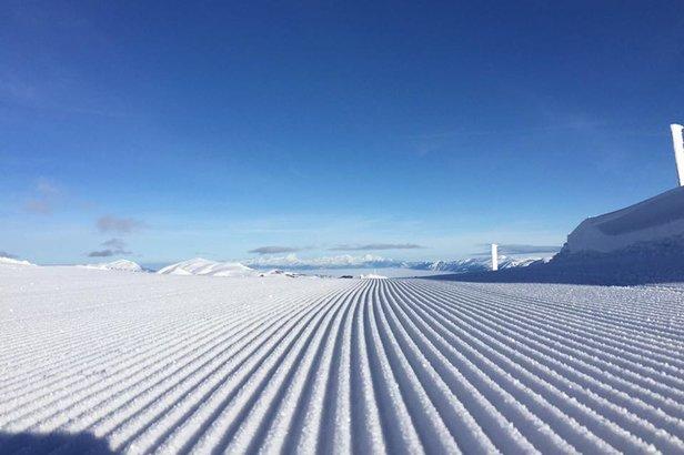 Schneebericht: Zunächst mild und wechselhaft, Freitag und Samstag nochmal richtig Winter! - ©Roccaraso 11.02.17 Facebook