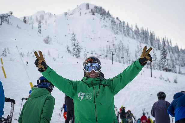 Photo Gallery: Favorite Pics From March - ©Squaw Valley / Alpine Meadows
