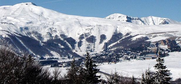 La neige est au rendez-vous sur le domaine de SuperBesse en ce début de saison...